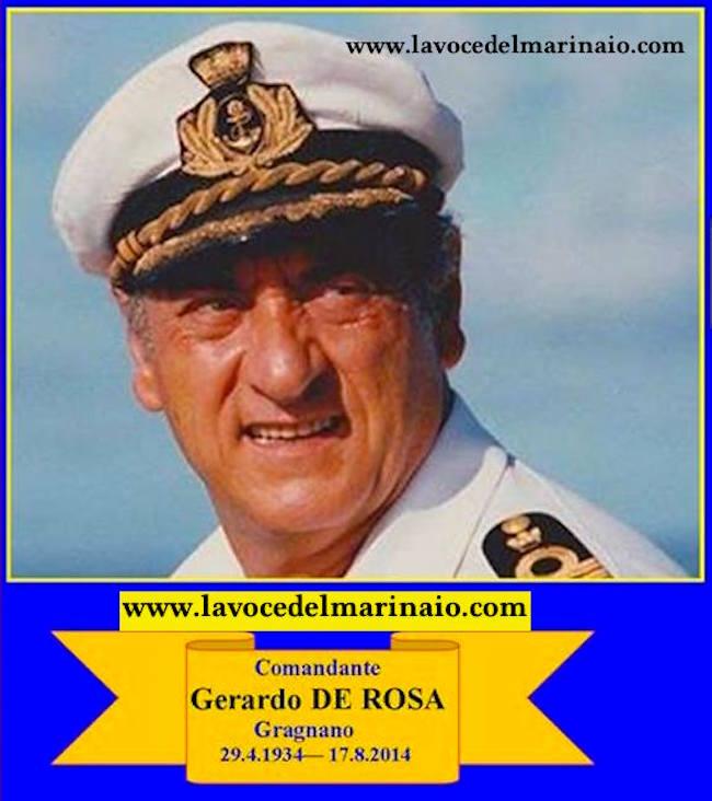 Gerardo De Rosa - www.lavocedelmarinaio.com