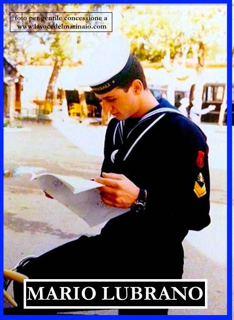 Il marinaio Mario Lubrano f.p.g.c. a www.lavocedelmarinaio.com