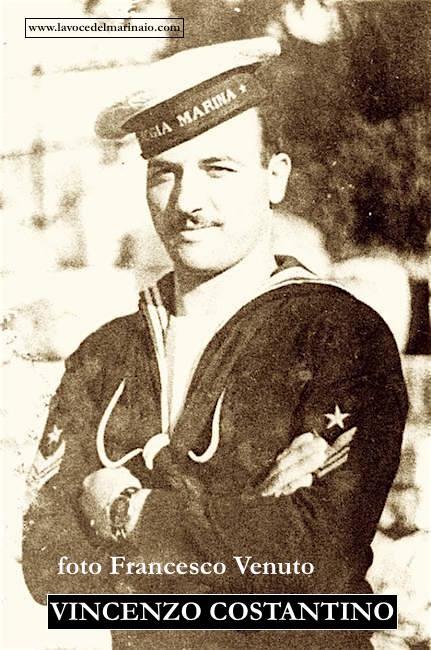 Marinaio Vincenzo Costantino (f.p.g.c. Francesco Venuto a www.lavocedelmarinaio.com