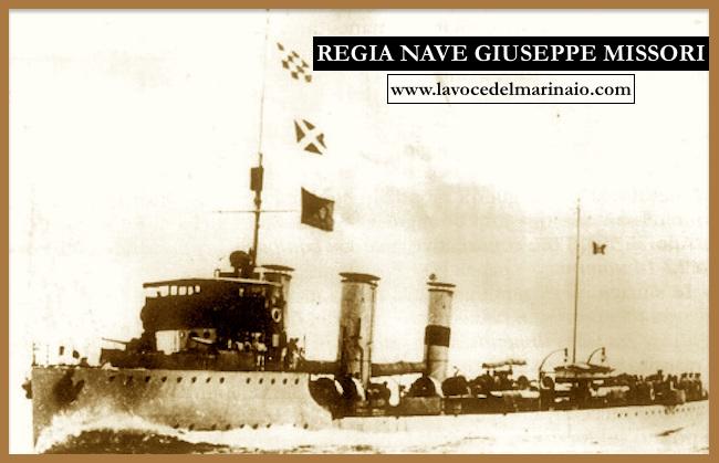 REGIA NAVE GIUSEPPE MISSORI - www.lavocedelmarinaio.com