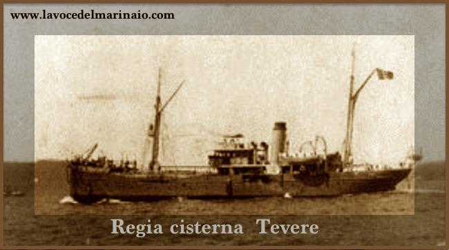 Regia Cisterna Tevere - www.lavocedelmarinaio.com