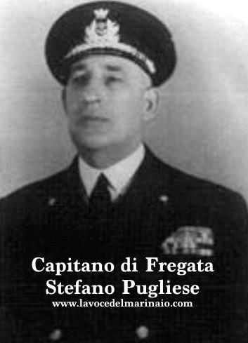 Stefano Pugliese Capitano di Fregata - www.lavocedelmarinaio.com