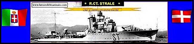 regia caccatorpediniere Strale - www.lavocedelmarinaio.com