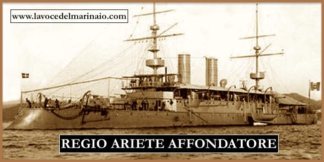 regio ariete Affondatore - www.lavocedelmarinaio.com