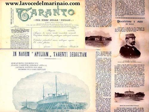in-navem-apuliam-tarenti-deductam-copia