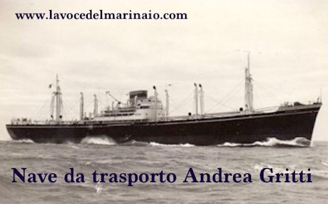 Nave Andrea Gritti - www.lavocedelmarinaio.com