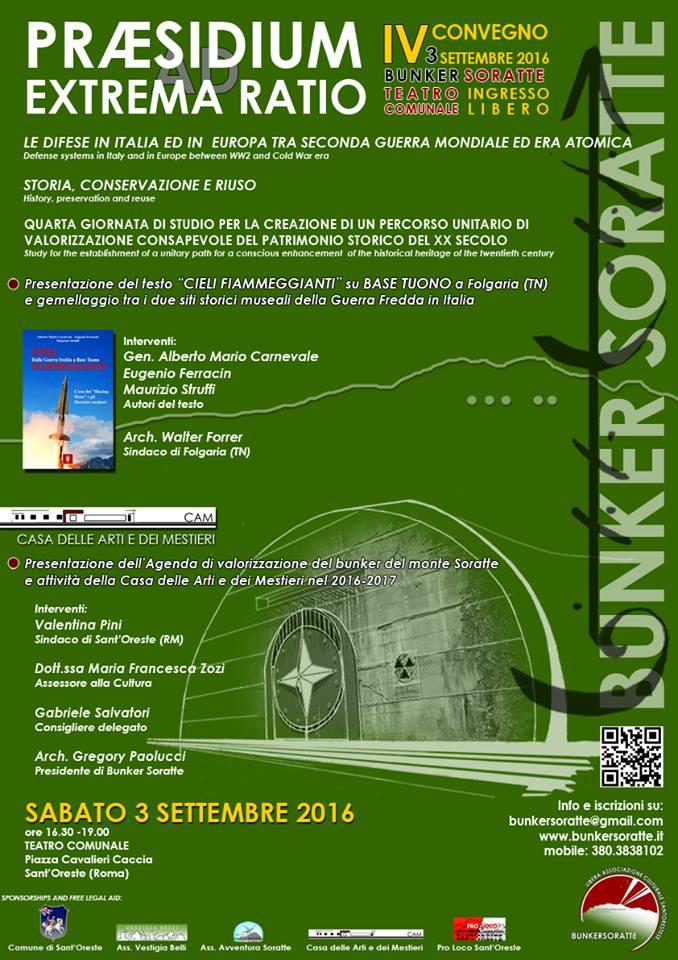 Presidio Soratte - www.lavocedelmarinaio.com