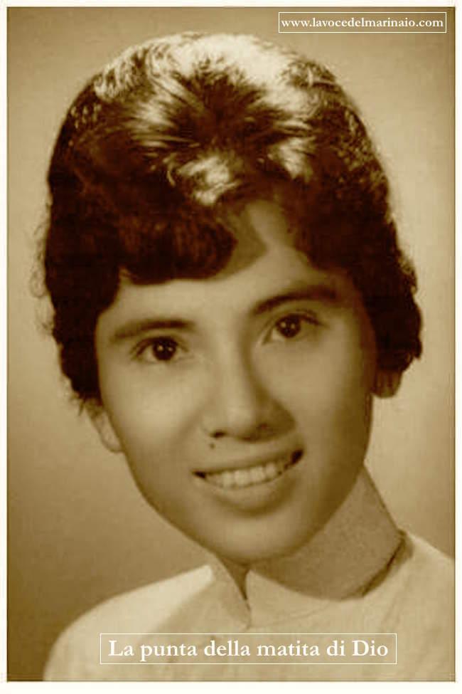 Santa Teresa di Calcutta la matita di Dio a 18 anni - www.lavocedelmarinaio.com