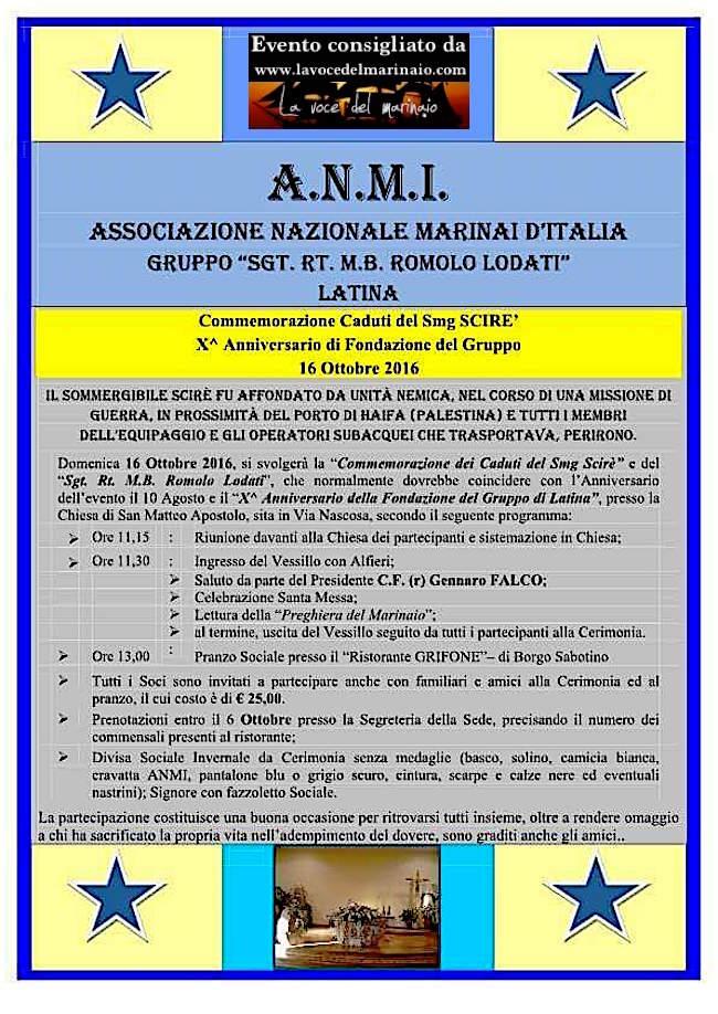 16-10-2016-a-latina-celebrazioni-per-10-anno-costituzione-del-gruppa-anmi-e-cppmemorazione-ai-caduti-de-regio-sommergibile-scire-www-lavocedelmarinaio-com