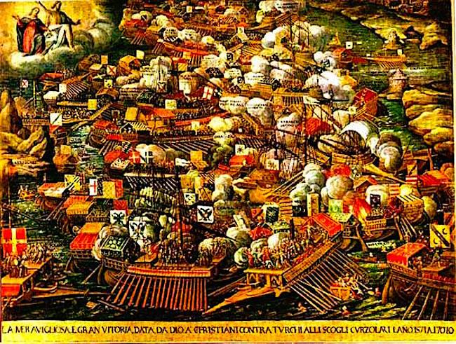 raffigurazione-della-battaglia-di-lepanto-www-lavocedelmarinaio-com