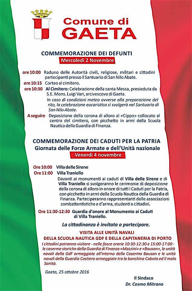 2-4-11-2016-a-gaeta-celebrazione-per-lunita-ditalia-e-caduti-per-la-patria-www-lavocedelmarinaio-com