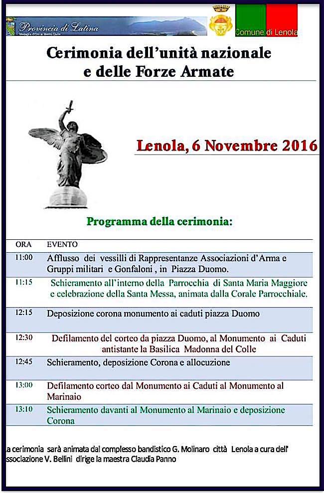 6-11-2016-a-lenola-lt-cerimonia-dellunita-nazionale-e-delle-forze-armate-www-lavocedelmarinaio-com