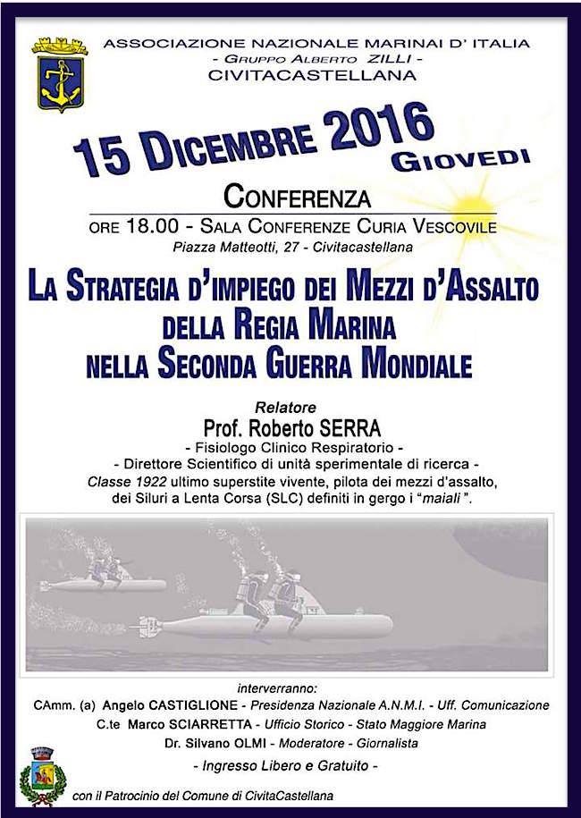 15-12-2016-a-civita-castellana-conferenza-la-strategia-dimpiego-dei-mezzi-dassalto-delle-regia-marina-nella-seconda-guerra-mondiale-www-lavocedelmarinio-com