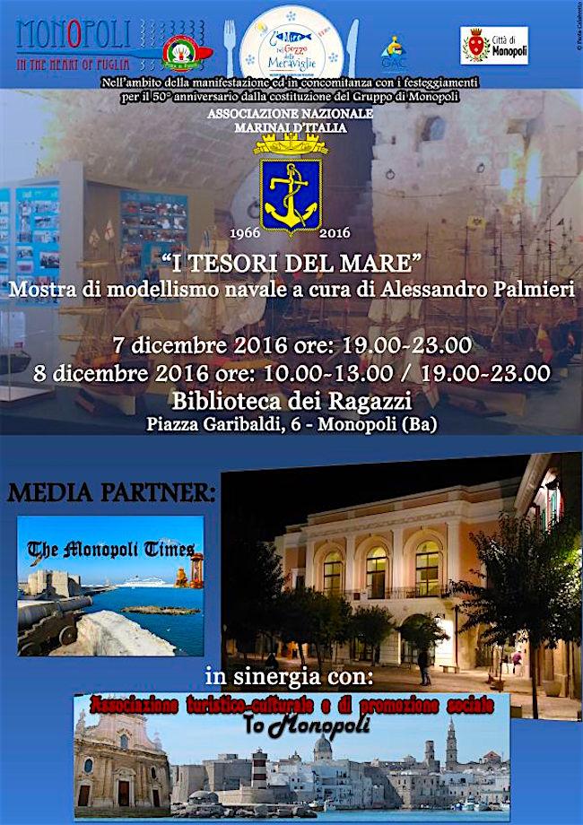 7-8-12-2016-a-monopoli-i-tesori-del-mare-mostra-di-modellismo-navale-www-lavocedelmarinaio-com