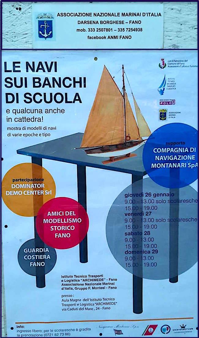 26-29.1.2017 a Fano Le navi sui banchi di scuola - www.lavocedelmarinaio.com