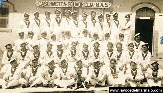 Casermetta Squadriglia M.A.S. - www.lavocedelmarinaio.com