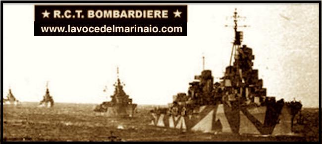 Regio cacciatorpediniere Bombardiere - www.lavocedelmarinaio.com