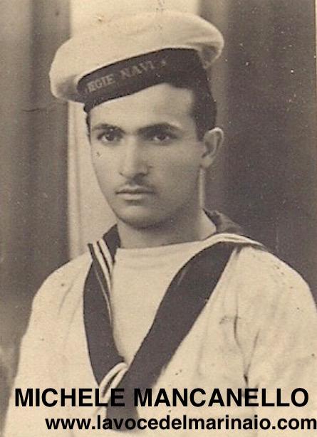 marinaio Michele Mancanello - www.lavocedelmarinaio.com