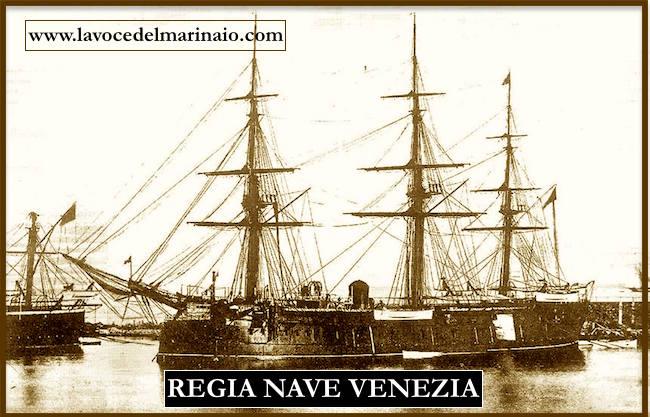pirofregata corazzata Venezia - www.lavocedelmarinaio.com