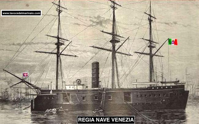 varo regia nave Venezia - www.lavocedelmarinaio.com