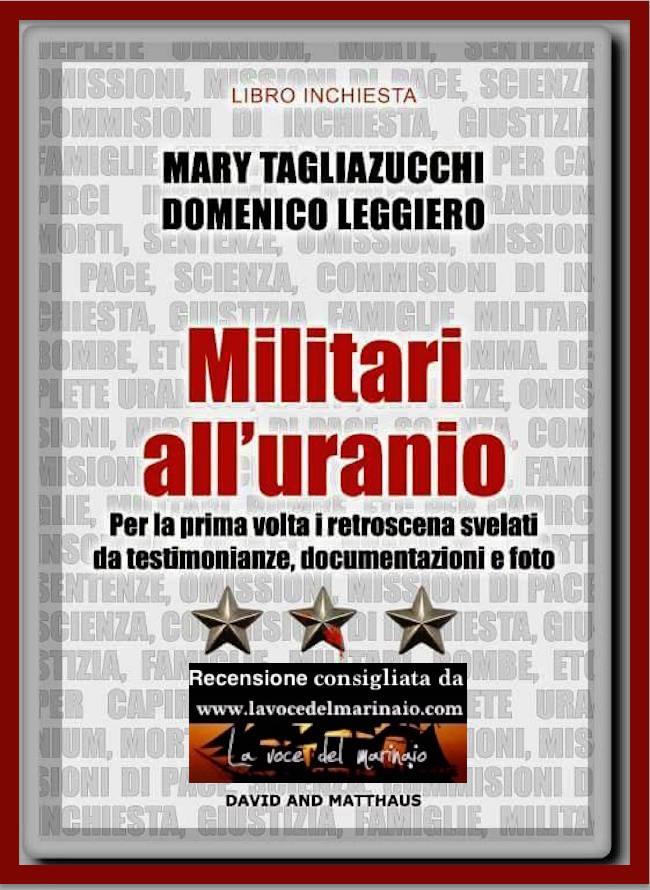 7.2.2016 a Roma presentazione del libro Militari all'uranio di Domenico Leggiero