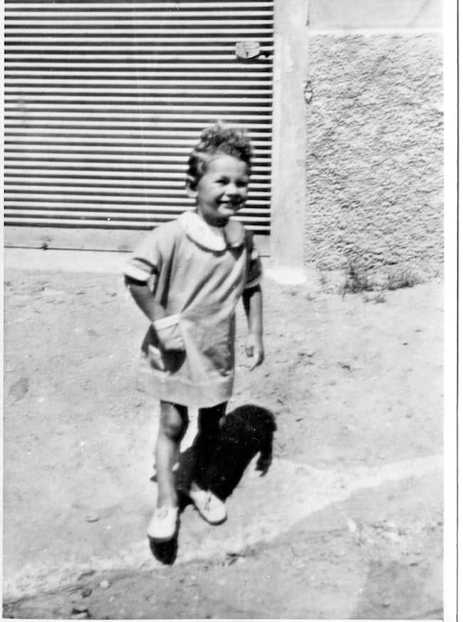 Bruno Hennig Castellano da piccolo f.p.g.c. a www.lavocedelmarinaio.com