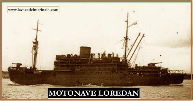 Motonave Loredan - www.lavocedelmarinaio.com