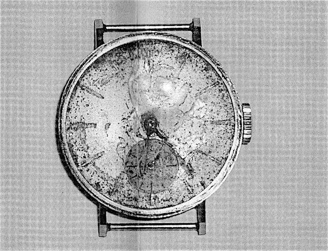 Orologio di Ferruccio Castellani f.p.g.c. a www.lavocedelmarinaio.com
