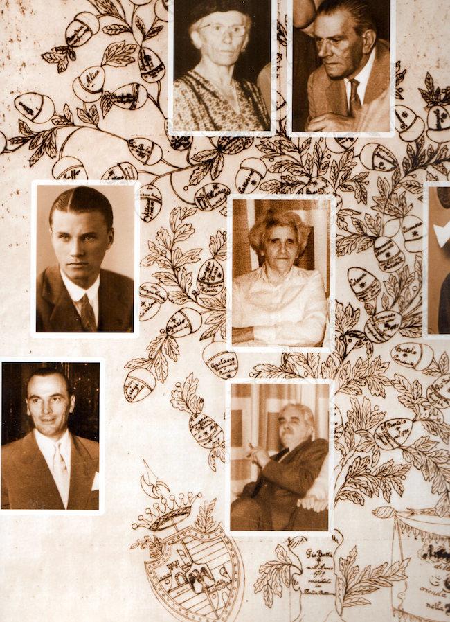 Parenti del Guardiamarina Ferruccio Castellani f.p.g.c. a www.lavocedelmarinaio.com