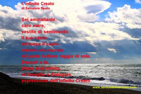 L infinito creato salvatore spoto la voce del marinaio - Caparezza l infinto la finestra ...
