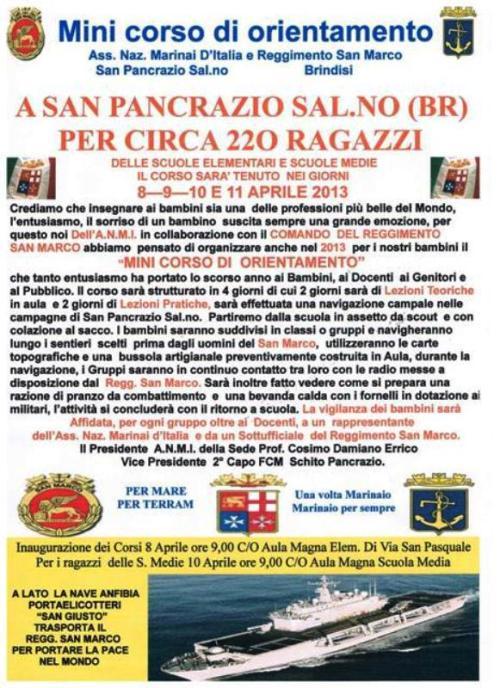 8-12.4.2013 san pancrazio salentino