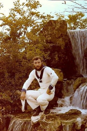 Marinaio Mario Madè per www.lavocedelmarinaio.com