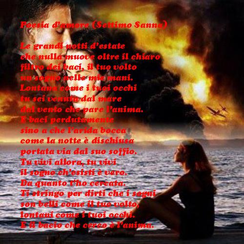 Poesia d'amore www.lavocedelmarinaio.com