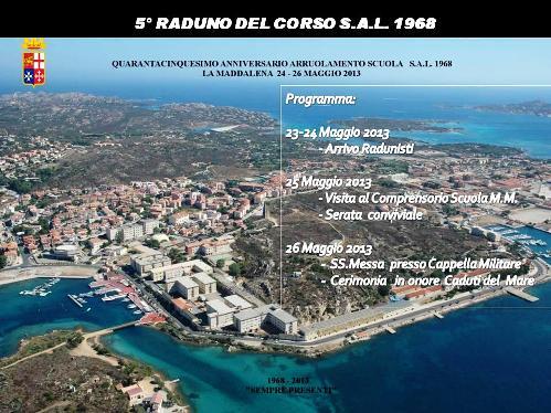 24-26.5.2013 5° raduno corso sal 68 - www.vocedelmarinaio.com