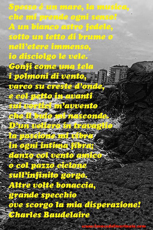 Omaggio a Baudelaire_1 - il mare - www.lavocedelmarinaio.com