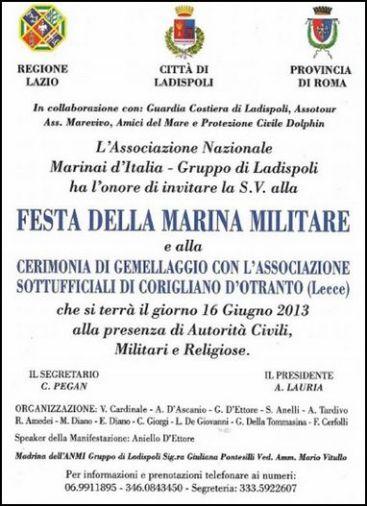 16.6.2013 Ladispoli