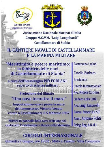 27.6.2013 il cantiere di castellammare - www.lavocedelmarinaio.com