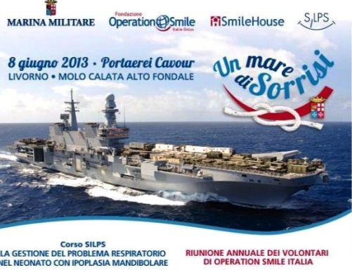 8.6.2013 Nave Cavour a Livorno