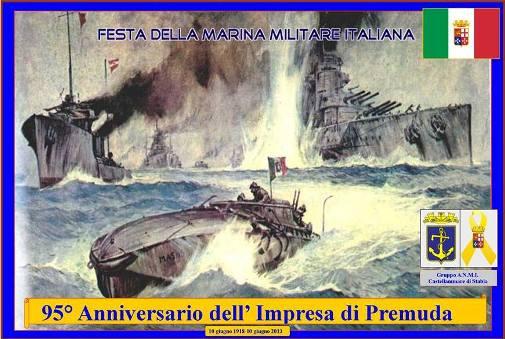 95° anniversario dell'impresa di Premuda - www.la vocedelmarinaio.com - Copia
