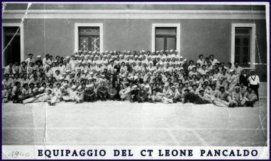 Equipaggio PANCALDO 1940 - www.lavoicedelmarinaio.com Copia