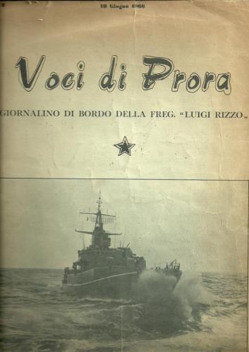 Voci di prora il giornalino di nave Rizzo (per gentiel concessione Giuliano Collalti a www.lavocedelmarinaio.com) - Copia