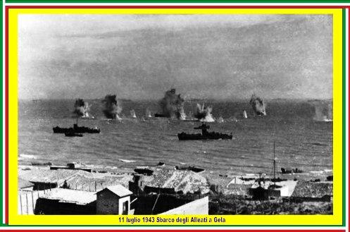 11.7.1043 sbarco  degli alleati a Gela - www.lavocedelmarinaio.com - Copia