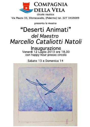 Deserti animati 12.7 2013 - www.lavocedelmarinaio.com