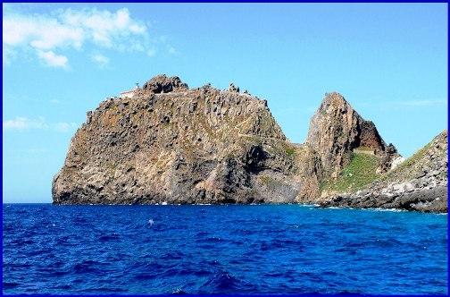 Ponza - il faro della guardia (foto Carlo di Nitto per www.lavocedelmarinaio.com)