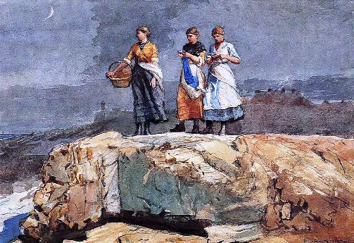 Where are the boats di Winslow Homer