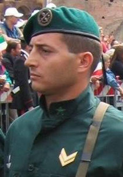 Alessandro Bergaglio, sergente incursore - www.lavocedelmarinaio.com