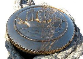 particolare di nave vespucci - www.lavocedelmarinaio.com