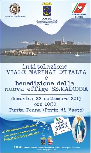 22.9.2013 AN.M.I. VASTO - www.la vocedelmarinaio.com