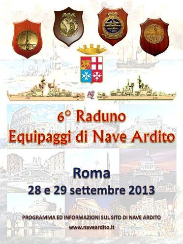 28-29.9.2013 Raduno equipaggi nave Ardito - www.lavocdelmarinaio.com