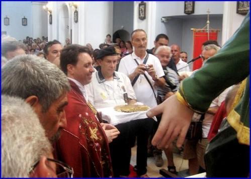 Gaeta i Santi Cosma e Damiano (foto Carlo di Nitto per www.lavocedelmarinaio.com)